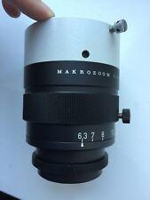 Wild Microscopio Makrozoom 1:5 objetivo Leica Makroskop M400 M420 Macro