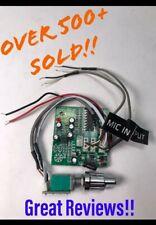 "UNIVERSAL CB Echo Board TURBO IC for CB HAM RADIO 2"" x 2"" Delta Ec2 FREE SHIP!!"
