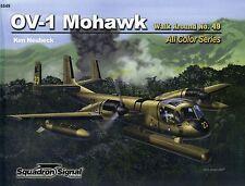 Squadron/Signal Walk Around 5549 - OV-1 Mohawk - All Color Series - NEW