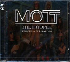 SEALED NEW CD Mott The Hoople - Mott The Hoople, Friends And Relatives