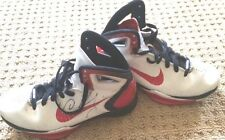 Nike Hyperdunk 2010 Basketball Sneakers Shoes Boys 4.5 Demor Derozan Autograph