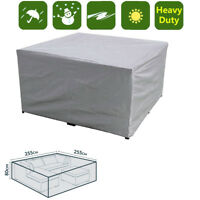 255x255x80cm  Outdoor Patio Chair Sofa Furniture Waterproof Cover Protec