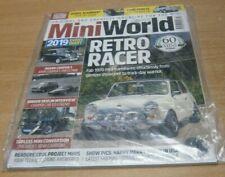 Mini World magazine Mar 2019 Retro Racer 1970 Mini +Rover Cooper S Ginger Devlin