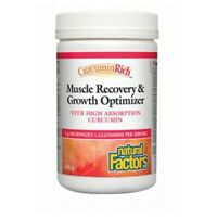 CurcuminRich Muscle Recovery & Growth Curcumizer 5.5 Oz