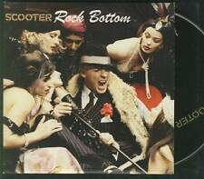 SCOOTER Rock Bottom 5 TRACK CARD SLV CD SINGLE DIGIDANCE GERMANY