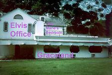 ELVIS PRESLEY GRACELAND MANSION OFFICE LISA MARIE PRESLEY BEDROOM PHOTO CANDID