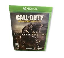 Call of Duty: Advanced Warfare -- día cero Edition (Microsoft Xbox One, 2014)