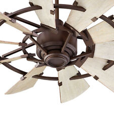 "Quorum NEW 44"" Windmill INDOOR Ceiling Fan; 94410-86 & 94410-9"