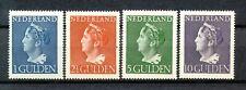 Nederland  346 - 349 ongebruikt