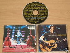 BRYAN ADAMS/MTV DÉBRANCHÉ (A&M 540 831) CD ALBUM