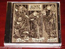 Unholy Crucifix: Ordo Servorum Satanae CD 2012 Nuclear War ANTI-GOTH 221 NEW