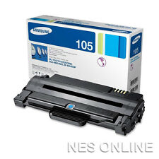 Samsung MLT-D105S Genuine BLACK Toner Cartridge>ML-2580N SCX-4623F ML-2545 D105