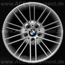 original BMW 3er E46 Alufelgen Sommerreifen Sommerkompletträder Doppelspeiche 85