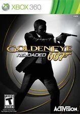 BRAND NEW SEALED GoldenEye 007: Reloaded XBOX 360