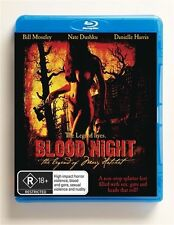Blood Night - The Legend Of Mary Hatchet (Blu-ray, 2011)