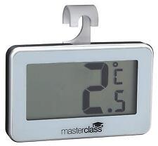 MASTERCLASS Grande Expositor Electrónico Digital Nevera & Congelador Termómetro