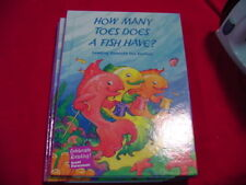 Celebrate Reading How Many Toes Does a Fish Have 3