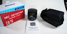 New Design lens mc Zenitar-n f/2.8/16mm Fish Eye for Nikon New