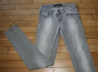 STRADIVARIUS Jeans pour Femme W 24 - L 32 Taille Fr 32   (Réf #J048)