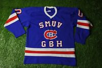 MONTREAL CANADIENS CANADA #30 ICE HOCKEY SHIRT JERSEY COOPER ORIGINAL SIZE L