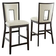 Steve Silver DE800CC Company Delano Counter Chairs - Set Of 2 NEW