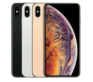 Apple iPhone XS Unlocked 64GB 256GB 512GB | Verizon AT&T T-Mobile