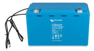 DISCOUNT - Victron Energy 200Ah 12.8V Lithium Ion Battery Kit - BMS - CABLES