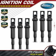 6x Ignition Coils for BMW E81 E90 F20 F21 114i 125i 320i X1 X3 X5 X6 12137594937