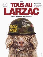 Affiche -  TOUS AU LARZAC - 40x55cm