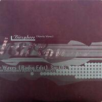Biosphere CD Single Novelty Waves - France (VG+/EX)