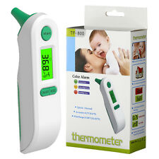 NEW Latest Dual Mode Digital Medical Forehead Ear Thermometer for baby adult