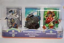 NEW Skylanders Giants Battle Pack Not Sealed NIB Dragonfire Cannon Chop Chop