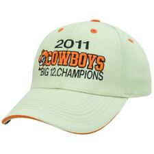 new concept a7795 78bf9 NCAA Oklahoma State Cowboys 2011 Big 12 Conference Champions Beige Hat