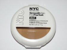 NYC Smooth Skin Fini Parfait 2 in 1 Compact Foundation & Concealer 003 Medium