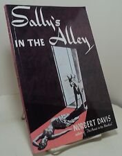 Sally's in the Alley by Norbert Davis