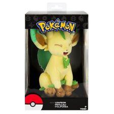 Official Pokemon Tomy Leafeon Plush Soft Toy 20cm