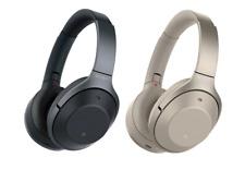 Sony WH-1000XM2 Wireless sobre la oreja los Auriculares con cancelación de ruido negro/oro