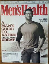 Men's Health Magazine Hugh Jackman June 2006