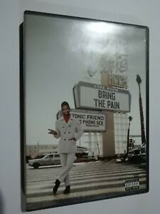 Chris Rock Bring The Pain DVD Stand Up Comedy Copa Room ACCEPTABLE CONDITION