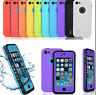 NEWEST Waterproof Dirt/Shock/Snow For apple iPhone 5/5s 5E 7 8 Plus X Case Cover