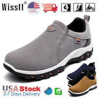 Men's Outdoor Hiking Shoes Breathable Athletic Casual Sports Sneakers SIZE 7 8 9