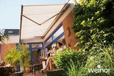 Weinor Offene-Markise Topas mit Dach 300 x 250 cm mit Motor & Wandkonsolen