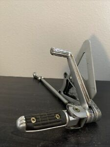 Bimota Mid Bracket Lever Folding Foot Peg Shifter Arm & Linkage
