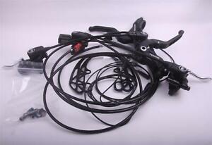 Magura HS33 Hydraullic Rim Brake Set E-Bike Higo Back Wheel + Front Wheel New