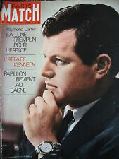 PARIS MATCH N° 1056 LUNE APOLLO XI  ASTRONAUTE ARMSTRONG TED KENNEDY 1969