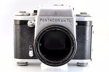 92620  Pentacon six TL 6x6 Fotoapparat Kamera Gehäuse Body DDR
