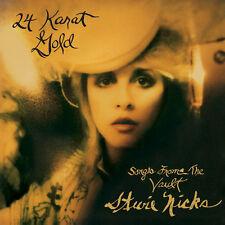 24 Karat Gold-Songs From The Vault - Stevie Nicks (2014, CD NEUF)