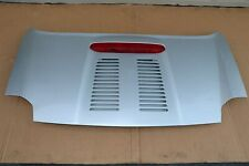 00-05 Toyota MR2 Sypder Trunk Deck Lid Engine Cover W/ Hinges