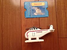 Thomas Tank Engine & Friends Train Take Along Die Cast Harold Helicopter