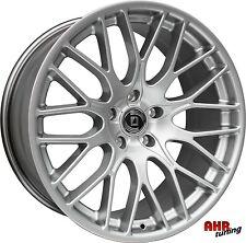 BMW Alufelgen 8x18 Zoll DIEWE Impatto Silber 5/120